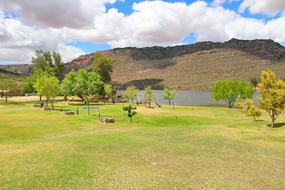 Camping spots at Rondeberg