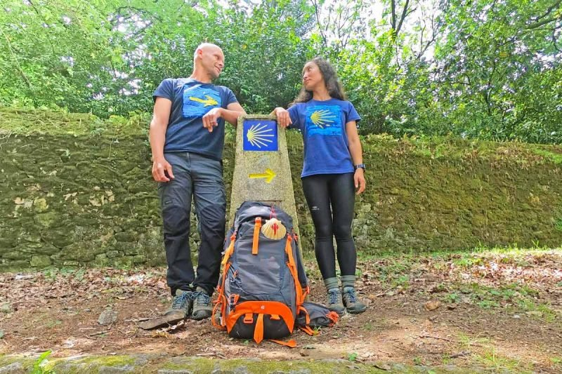 Camino de Santiago light packing list 2019 - all seasons