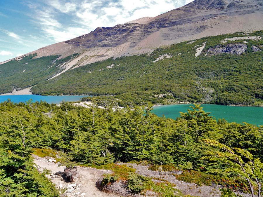 Lagunas Madre e Hija, Los Glaciares National park, El Chalten