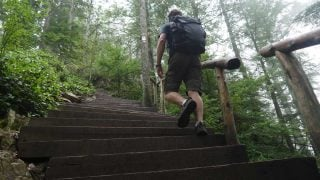 Grouse Grind Hike