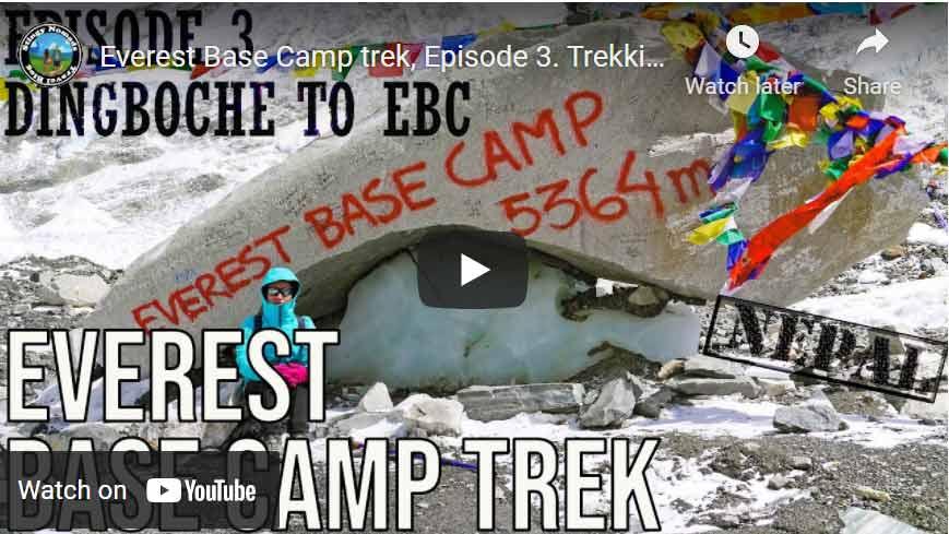 EBC trek video thumbnail