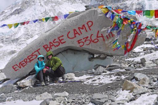 stingy nomads at everest base camp