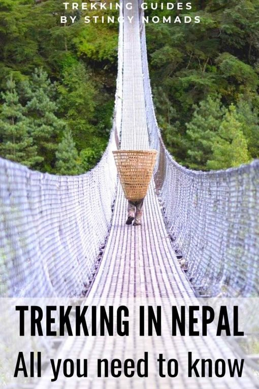 Nepal trekking guide all you need to know