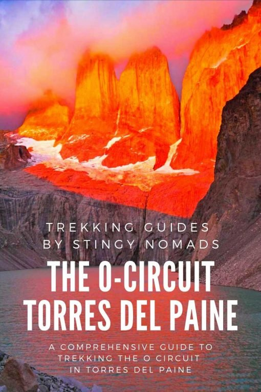 The O-Circuit Torres del Paine pin