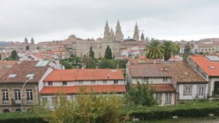 Santiago de Compostela Cathedral and the Old Town