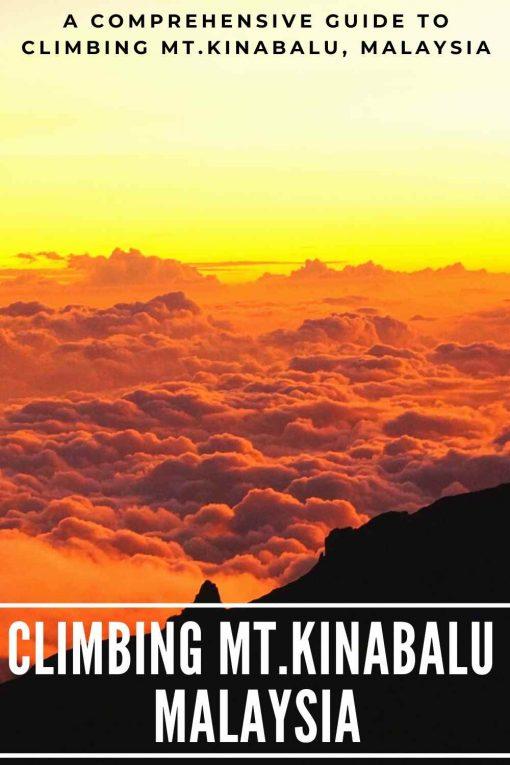 Climbing Mt.Kinabalu Malaysia