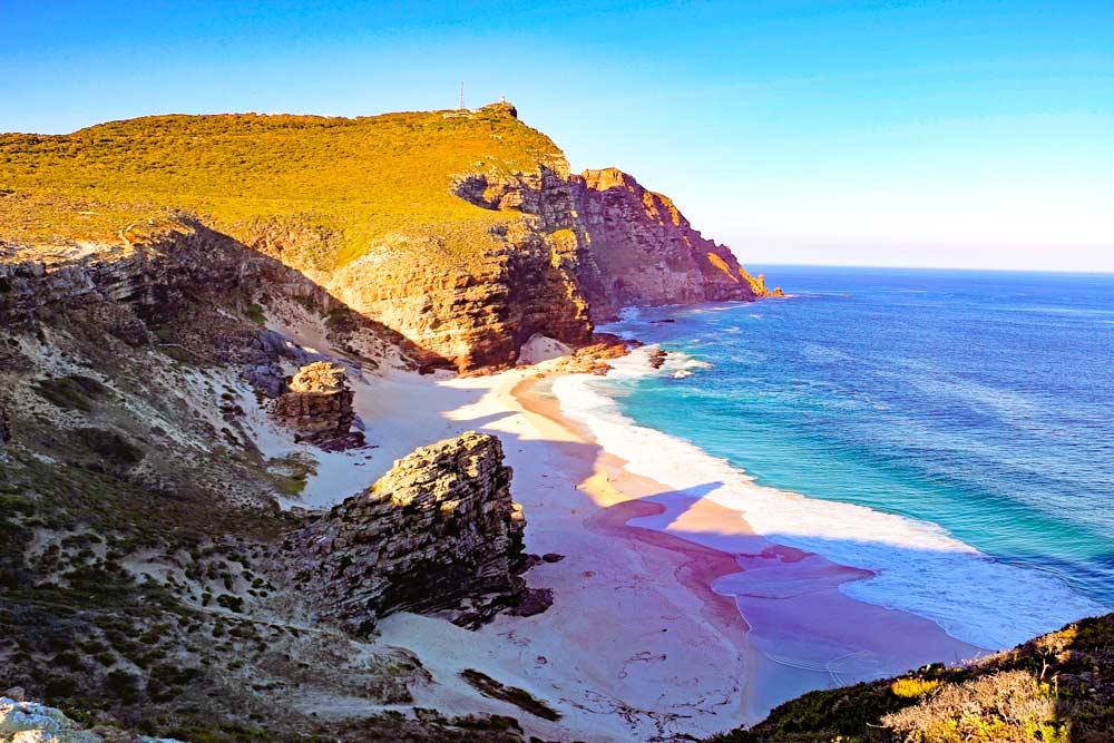 Diaz Beach at Cape Point National Park