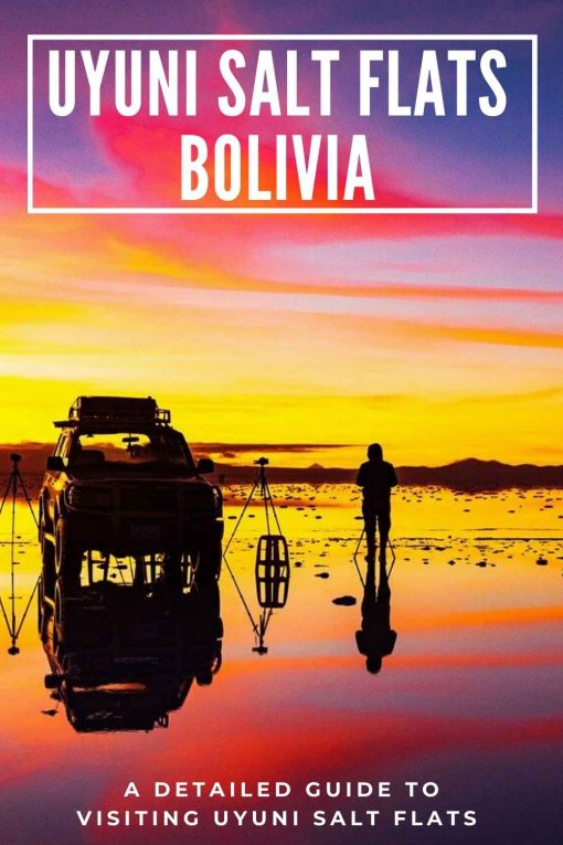 Uyuni Salt Flats guide Bolivia