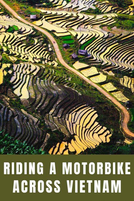 Vietnam motorbike tour guide