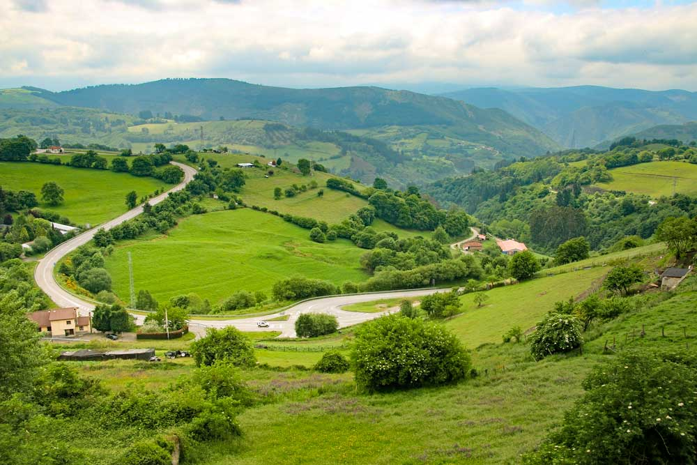 The Original Way of Santiago is the greenest Camino in Spain