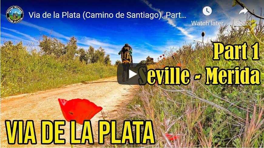 Silver Route Camino de Santiago YouTube thumbnail