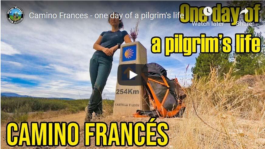 Camino de Santiago tips YouTube thumbnail