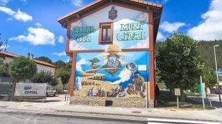 A typical public albergue on the Camino de Santiago