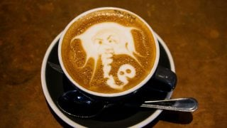 Truth Coffee Cape Town - Awesome Late Art