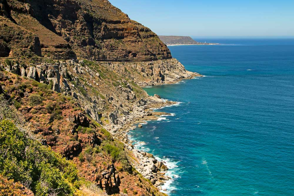 drive chapman's peak on your South Arican honeymoon