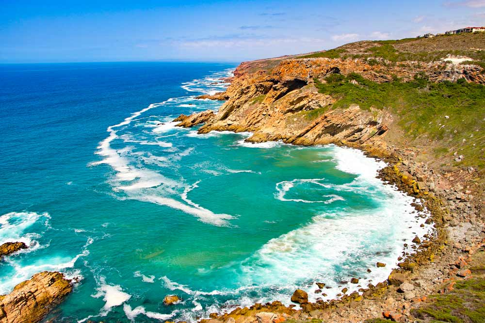 Hike the St Blaize trail on honyemoon in Mosselbay