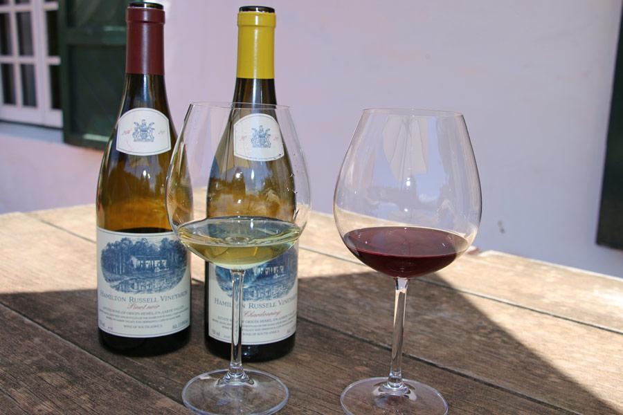 Hamilton Russell wines Hermanus