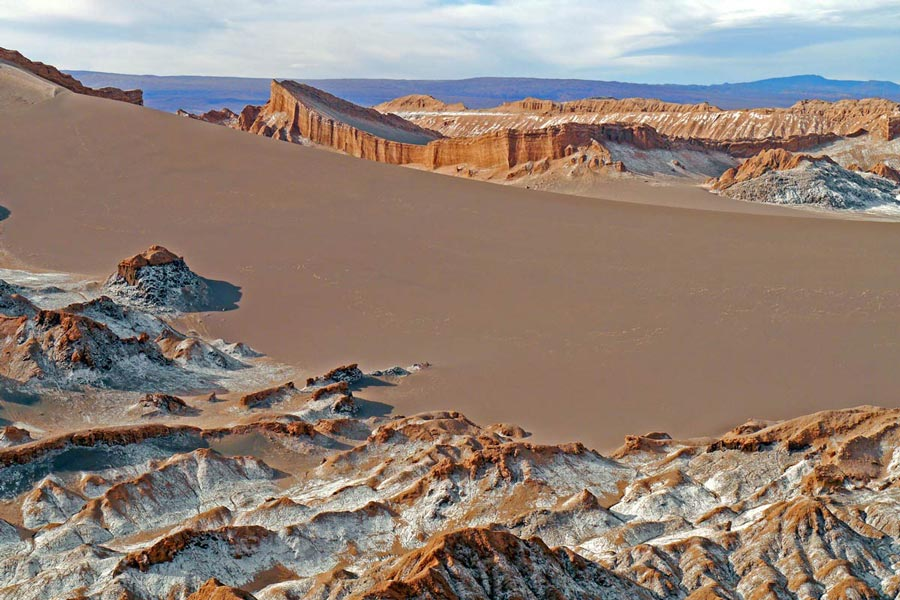 Atacama desert places to visit in South America