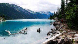 Garibaldi Lake Whistler