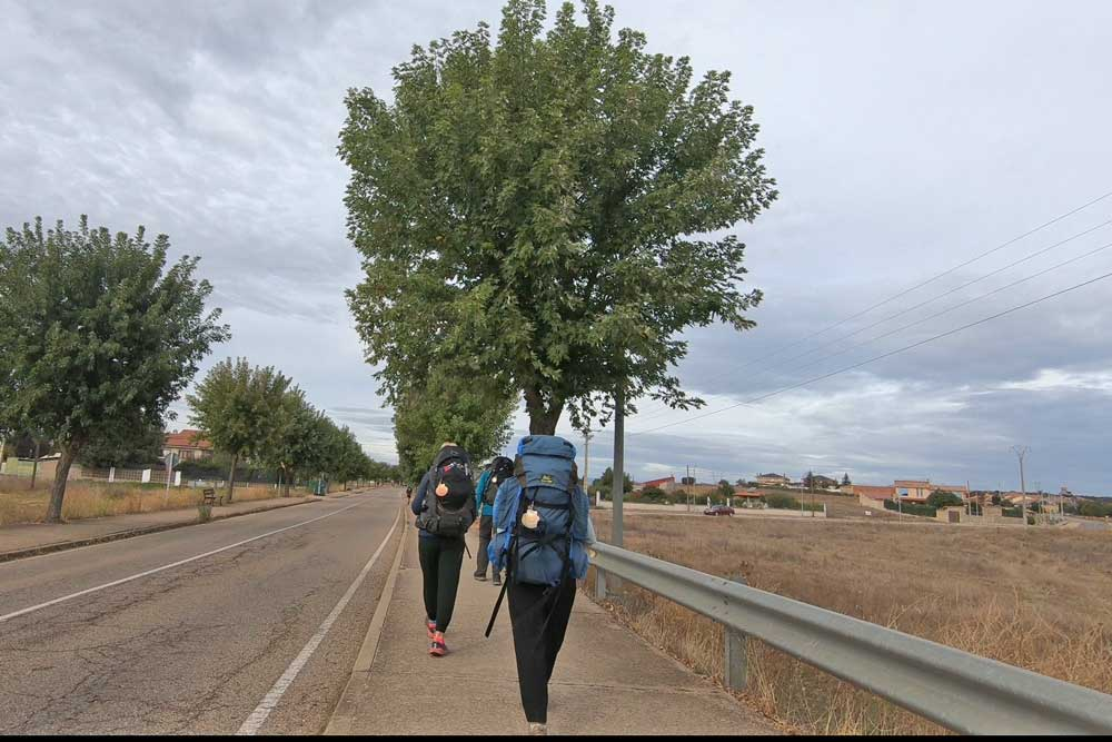 Camino is both physical and mental challenge that requires preparation and training